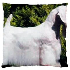Sealyham Terrier Full 3 Large Flano Cushion Case (two Sides)