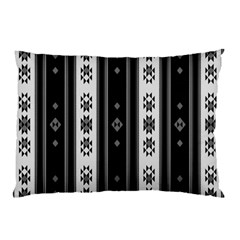 Folklore Pattern Pillow Case