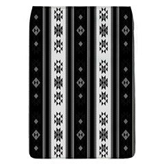 Folklore Pattern Flap Covers (l)
