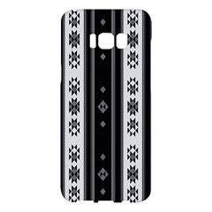 Folklore Pattern Samsung Galaxy S8 Plus Hardshell Case