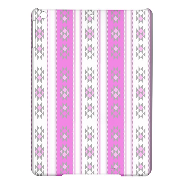 Folklore pattern iPad Air Hardshell Cases
