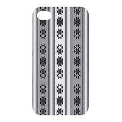 Folklore Pattern Apple Iphone 4/4s Premium Hardshell Case