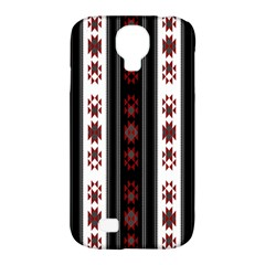 Folklore Pattern Samsung Galaxy S4 Classic Hardshell Case (pc+silicone)