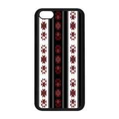 Folklore Pattern Apple Iphone 5c Seamless Case (black)
