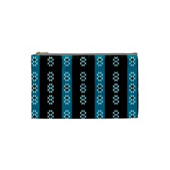 Folklore Pattern Cosmetic Bag (small)