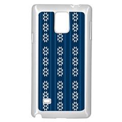 Folklore Pattern Samsung Galaxy Note 4 Case (white)