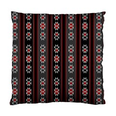 Folklore Pattern Standard Cushion Case (two Sides)
