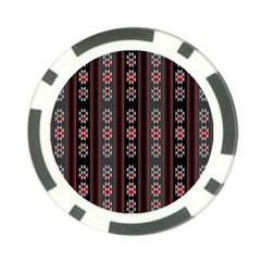 Folklore Pattern Poker Chip Card Guard (10 Pack)