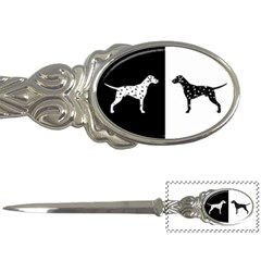 Dalmatian Dog Letter Openers