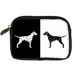 Dalmatian Dog Digital Camera Cases