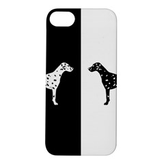 Dalmatian Dog Apple Iphone 5s/ Se Hardshell Case