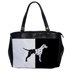 Dalmatian Dog Office Handbags