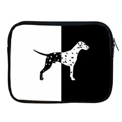 Dalmatian Dog Apple Ipad 2/3/4 Zipper Cases