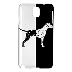 Dalmatian Dog Samsung Galaxy Note 3 N9005 Hardshell Case