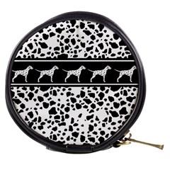 Dalmatian Dog Mini Makeup Bags