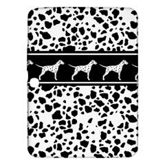 Dalmatian Dog Samsung Galaxy Tab 3 (10 1 ) P5200 Hardshell Case