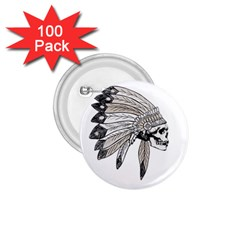 Indian Chef  1 75  Buttons (100 Pack)