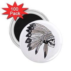 Indian Chef  2 25  Magnets (100 Pack)