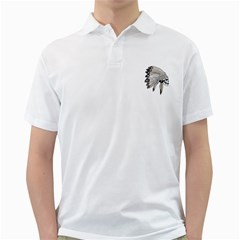 Indian Chef  Golf Shirts