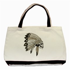 Indian Chef  Basic Tote Bag