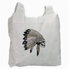 Indian Chef  Recycle Bag (two Side)