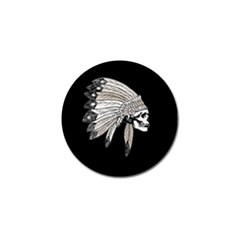 Indian Chef  Golf Ball Marker (10 Pack)