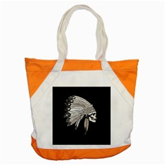 Indian Chef  Accent Tote Bag