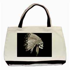 Indian Chef  Basic Tote Bag (two Sides)