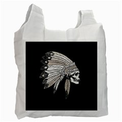 Indian Chef  Recycle Bag (one Side)