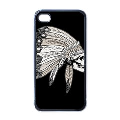 Indian Chef  Apple Iphone 4 Case (black)