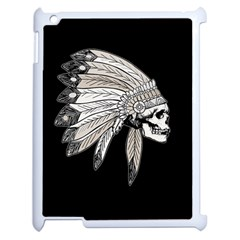 Indian Chef  Apple Ipad 2 Case (white)