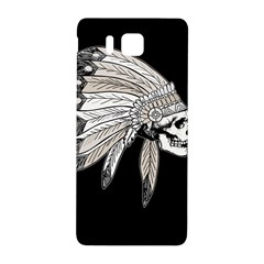 Indian Chef  Samsung Galaxy Alpha Hardshell Back Case