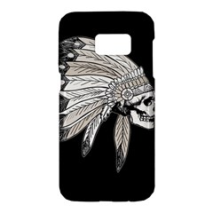 Indian Chef  Samsung Galaxy S7 Hardshell Case