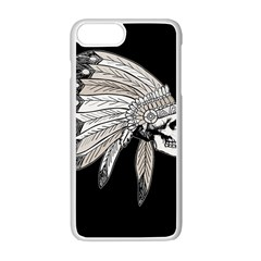 Indian Chef  Apple Iphone 7 Plus White Seamless Case