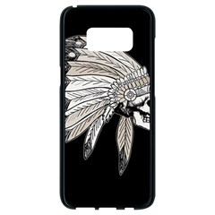 Indian Chef  Samsung Galaxy S8 Black Seamless Case