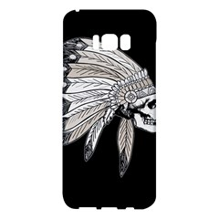 Indian Chef  Samsung Galaxy S8 Plus Hardshell Case