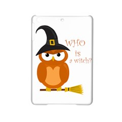 Halloween Orange Witch Owl Ipad Mini 2 Hardshell Cases