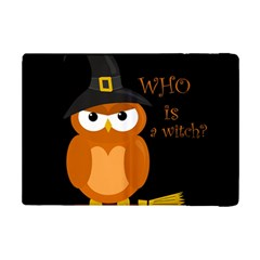 Halloween Orange Witch Owl Ipad Mini 2 Flip Cases