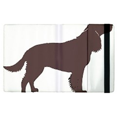American Water Spaniel Silo Color Apple Ipad Pro 12 9   Flip Case
