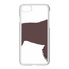 American Water Spaniel Silo Color Apple Iphone 7 Seamless Case (white)