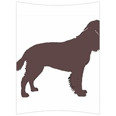 American Water Spaniel Silo Color Back Support Cushion