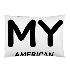 I Love My American Water Spaniel Pillow Case (two Sides)