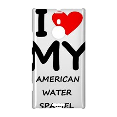 I Love My American Water Spaniel Nokia Lumia 1520