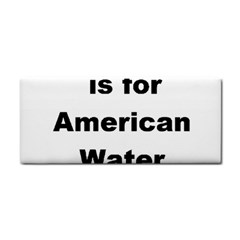A Is For American Water Spaniel Cosmetic Storage Cases
