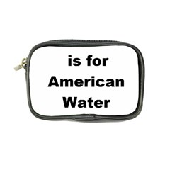 A Is For American Water Spaniel Coin Purse