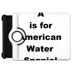 A Is For American Water Spaniel Kindle Fire Hd 7
