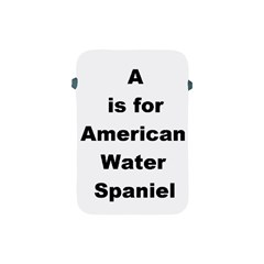 A Is For American Water Spaniel Apple Ipad Mini Protective Soft Cases