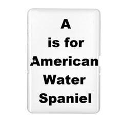 A Is For American Water Spaniel Samsung Galaxy Tab 2 (10 1 ) P5100 Hardshell Case