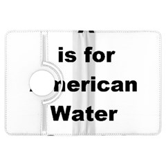 A Is For American Water Spaniel Kindle Fire Hdx Flip 360 Case