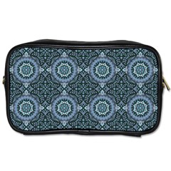 Oriental Pattern Toiletries Bags 2 Side